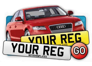 Online Number Plate Maker Print Road Legal Custom Made Number